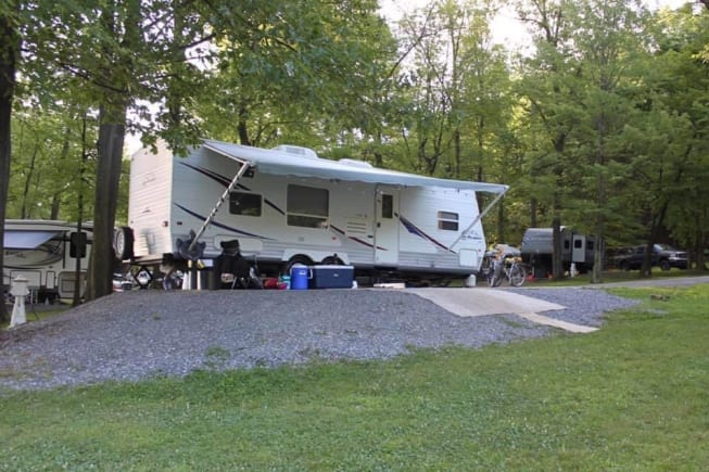 2006 Jayco Jay Flight available for rent in Huntingdon PA