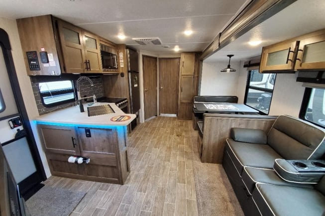 2021 ForestRiver Puma available for rent in Clifton VA