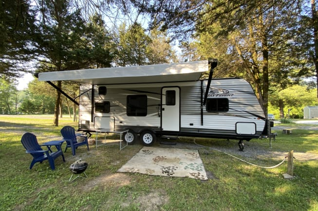 2017 Jayco Flight available for rent in Swayzee IN