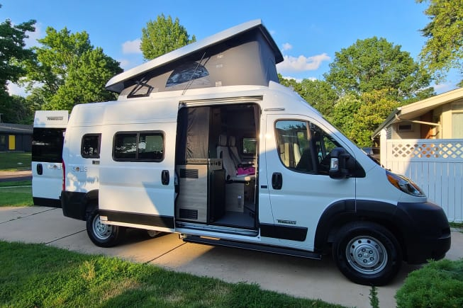 2021 Winnebago Solis available for rent in Fenton MO