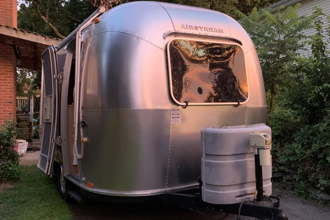 2008 Airstream Safari available for rent in West Haven CT