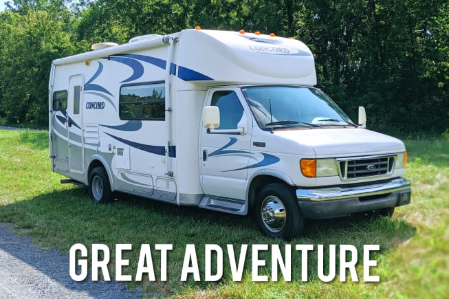 Ready for your 'Great Adventure'