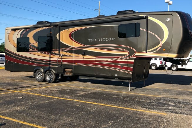 2015 Drv Tradition available for rent in Lafayette LA