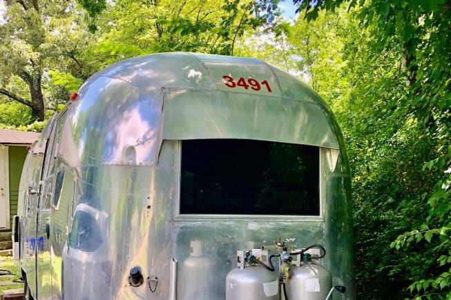 1965 Airstream Land Yacht available for rent in Woodstock GA