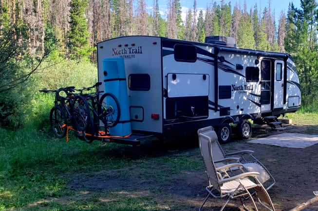 2016 Heartland North Trail available for rent in Severance CO