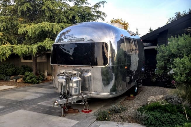 1969 Airstream Caravel available for rent in St Paul MN