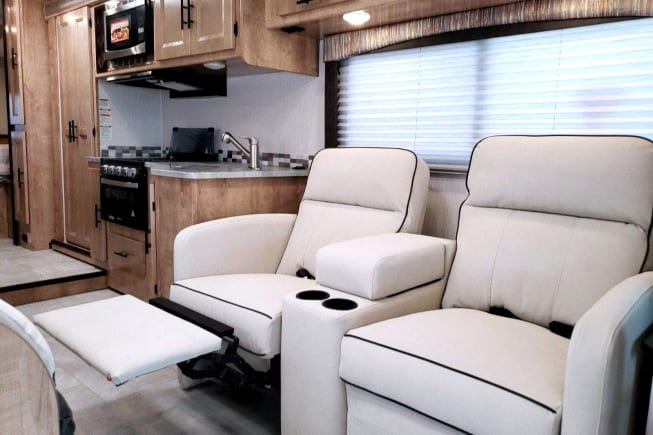 2021 Coachmen Leprechaun available for rent in Sebastian FL