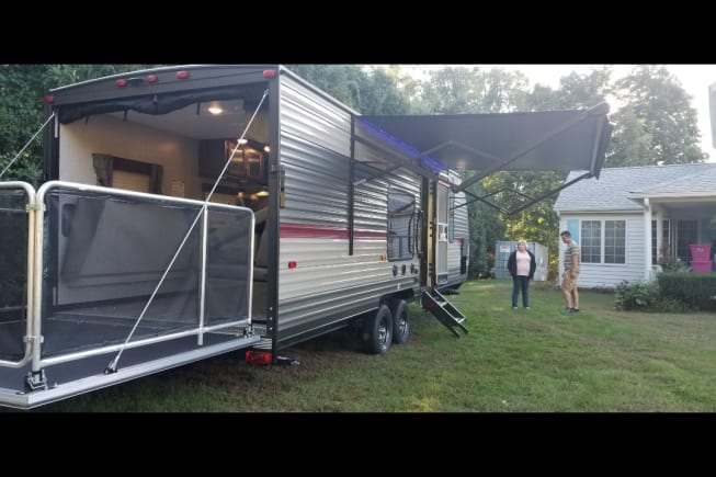 2018 Forest River Cherokee Grey Wolf available for rent in Bay Shore NY