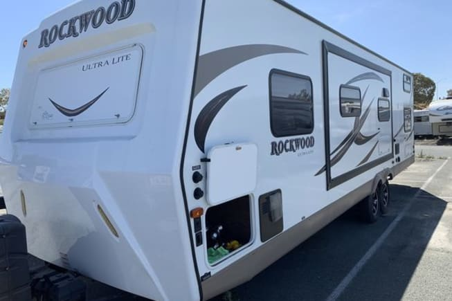 2016 Forest River Rockwood Ultra Lite available for rent in San Jose CA