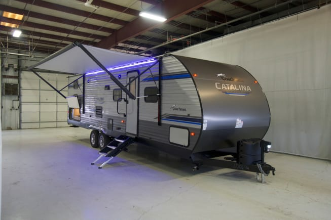 2019 Coachmen Catalina available for rent in Henrico VA
