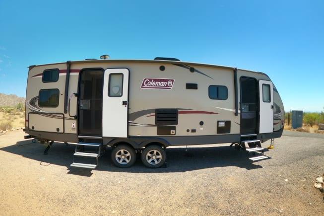 2019 Dutchmen Coleman 2835BH available for rent in Apache Junction AZ