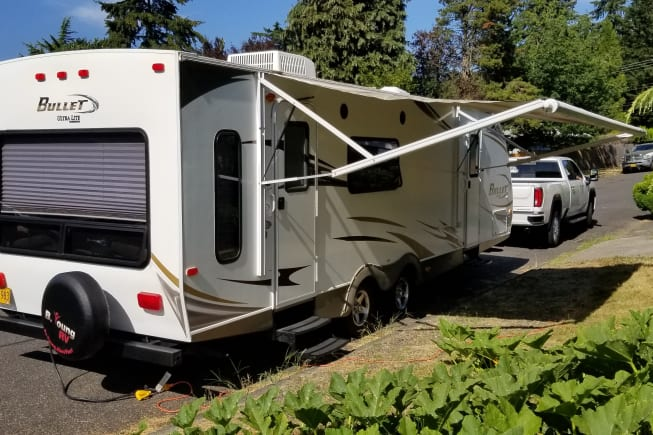 2011 Keystone Bullet available for rent in Portland OR