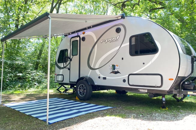 2020 Forest River R-Pod available for rent in Noblesville IN