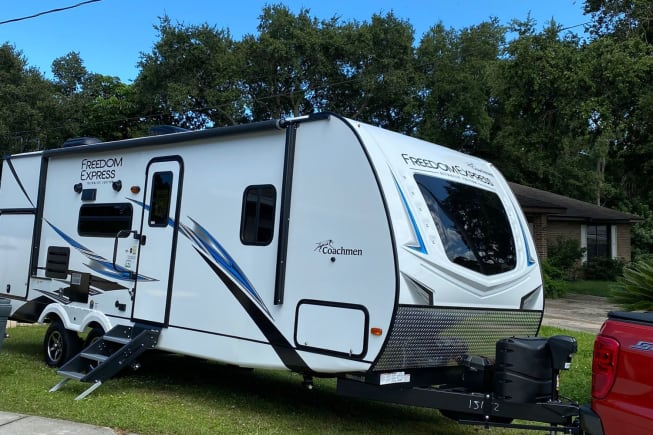 2021 Coachmen Freedom Express available for rent in Palm Bay FL