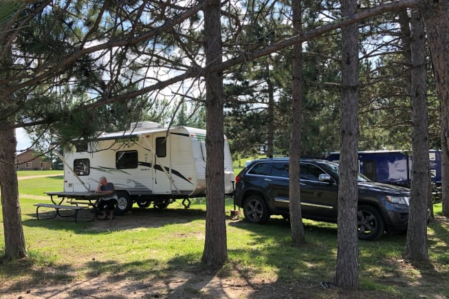 2012 Forest River Wildwood X-Lite 18BHXL available for rent in Richfield MN