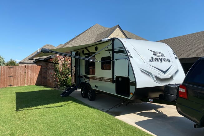 2021 Jayco Jay Feather available for rent in Yukon OK