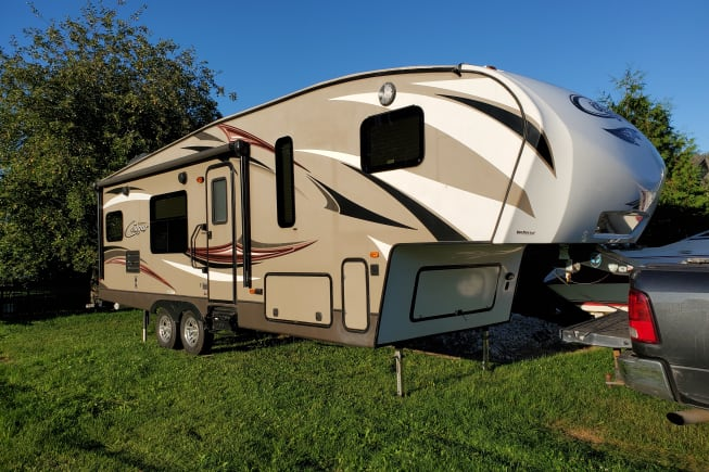2015 Keystone Cougar Half-Ton available for rent in algoma WI