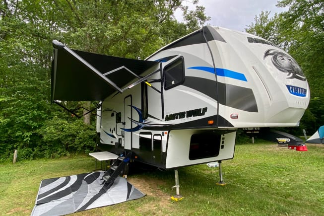 2019 Forest River Cherokee Arctic Wolf available for rent in Charlotte MI