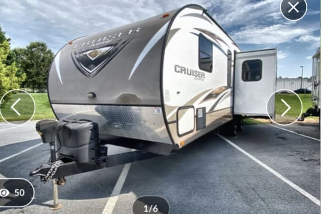 2013 Crossroads Cruiser Aire available for rent in North Myrtle Beach SC
