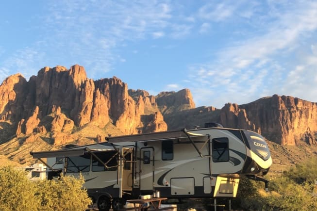 2018 Keystone Cougar available for rent in El Mirage AZ
