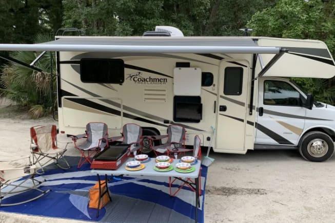 2018 Coachmen Freelander 21QB available for rent in Jacksonville FL