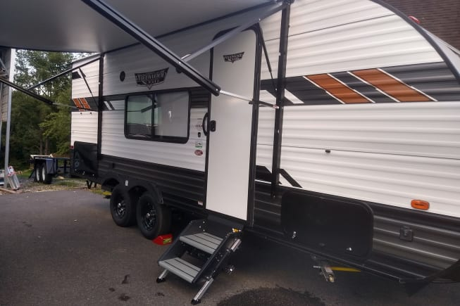 2021 Forest River Wildwood X-Lite available for rent in Greencastle PA