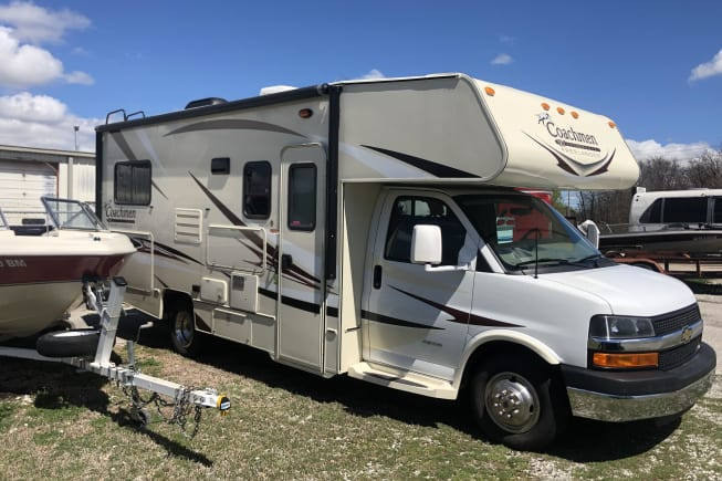 2015 Coachmen Freelander available for rent in Jenks OK