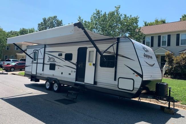 2018 Jayco Jay Flight available for rent in Virginia Beach VA