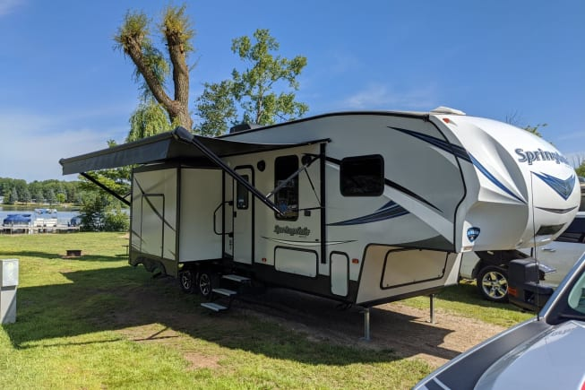 2018 Keystone Springdale available for rent in Georgetown Township MI