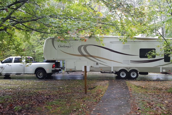 2007 Keystone Challenger available for rent in Morehead KY