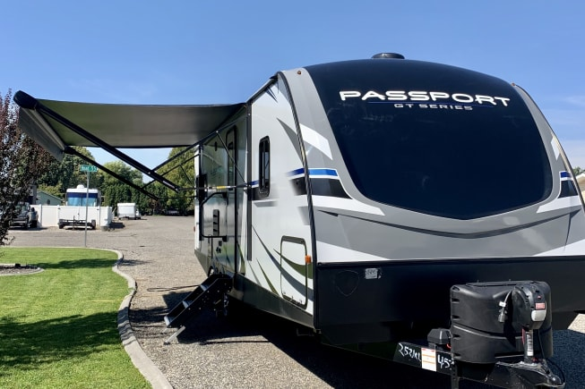 2020 Keystone Passport available for rent in PASCO WA