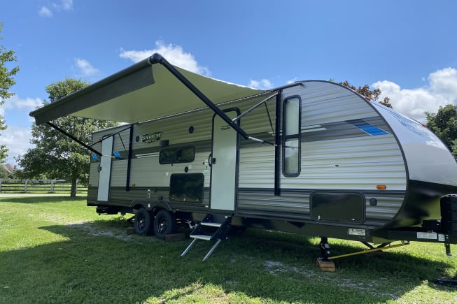 2021 Forest River Cruise Lite available for rent in Richmond KY