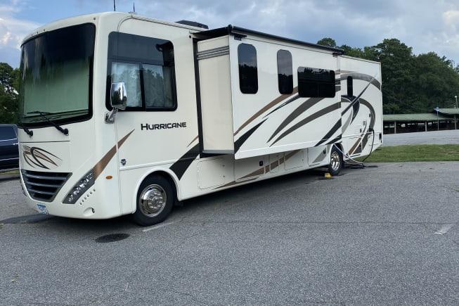 2019 Thor Motor Coach Hurricane available for rent in Alpharetta GA