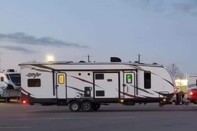 2016 Cruiser Rv Corp Stryker available for rent in Hastings IA
