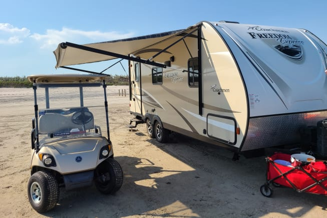 2018 Forest River Freedom available for rent in Port Aransas TX