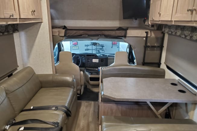 2017 Forest River Sunseeker available for rent in Wylie TX