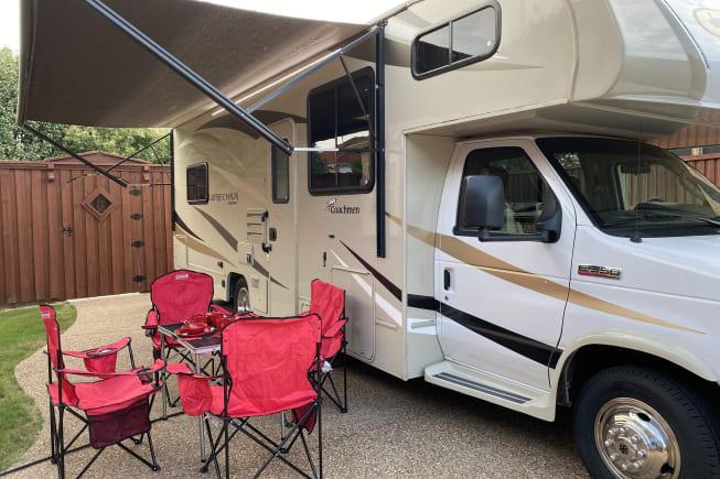 2019 Coachmen Leprechaun available for rent in Prosper TX