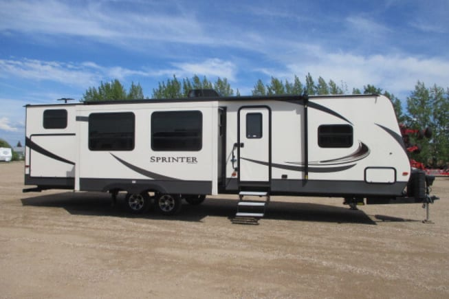 2018 Keystone Sprinter Campfire available for rent in New Market AL