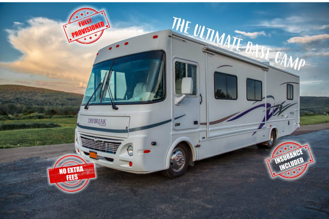 2003 Damon Daybreak available for rent in Painted Post NY