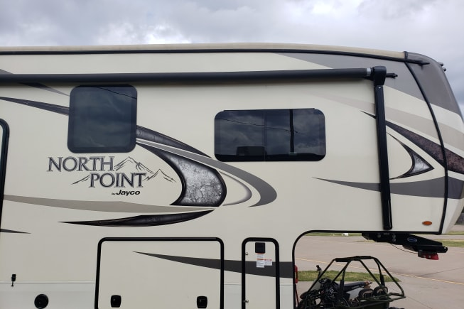 2018 Jayco North Point available for rent in Wimauma FL