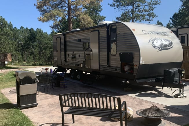 2017 Forest River Cherokee available for rent in Rochester MN