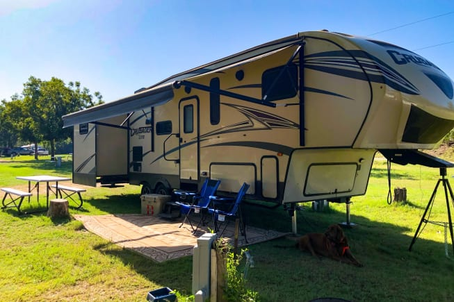 2016 Forest River Crusader available for rent in Paradise TX