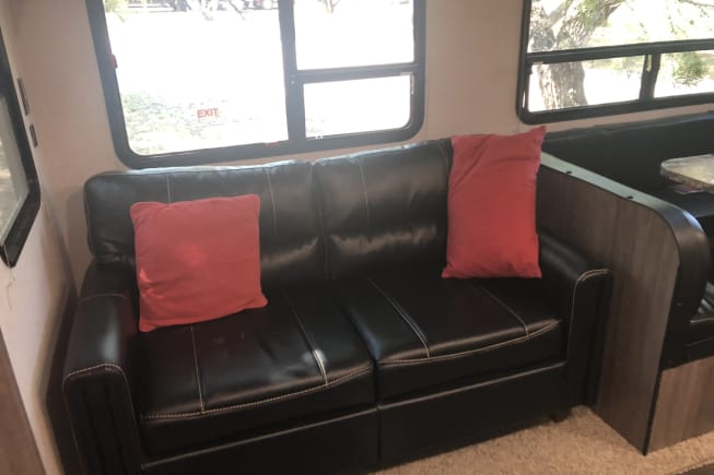Couch that makes into a bed