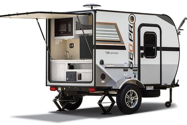 2019 Forest River Geo Pro G12RK available for rent in Bel Air MD
