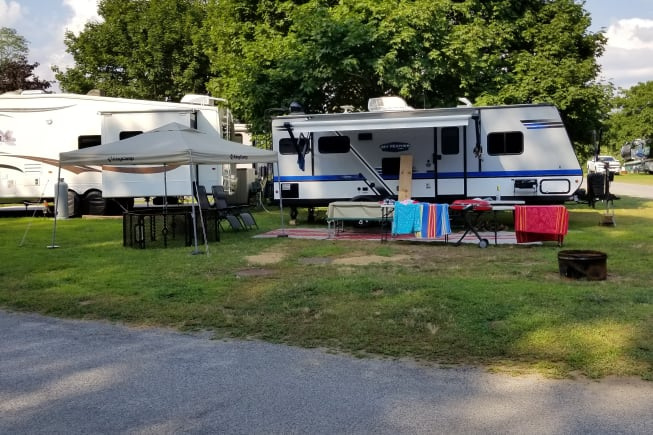2018 Jayco Jay Feather available for rent in E PATCHOGUE NY