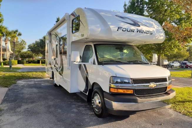 2021 Thor Motor Coach Four Winds available for rent in Lawrenceville GA