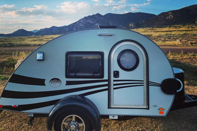 2017 nuCamp T@G Max XL available for rent in Austin TX