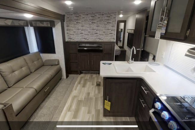 2019 Forest River Wildwood available for rent in Walland TN