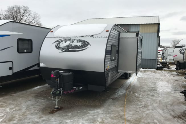 2019 Forest River Cherokee Grey Wolf available for rent in COTTAGE GROVE WI