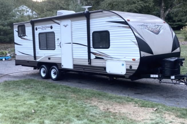 2018 Forest River Wildwood 26 Bunkhouse available for rent in Somers CT